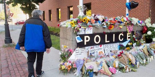 'Music heals people': N.S. boy records tribute to victims of Fredericton shooting
