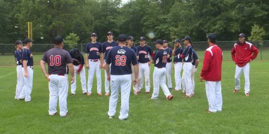 Napanee coach is confident his team will do well at the Canadian Fastball championships