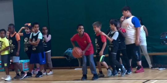 Toronto basketball program empowers youth both on and off the court for free