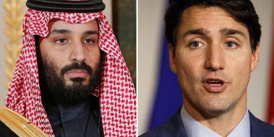 Canada will 'engage' with Saudi Arabia but won't change position on human rights: Trudeau