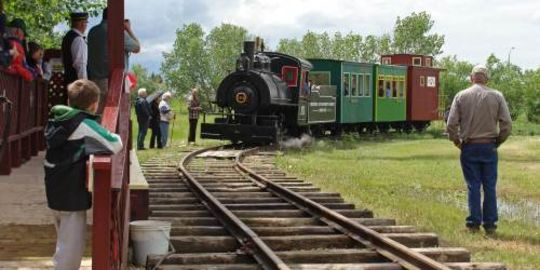 Police investigate after steam train bell goes missing in Moose Jaw