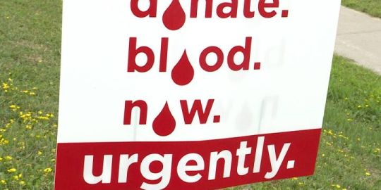 Canadian Blood Services looking for donations in Kingston