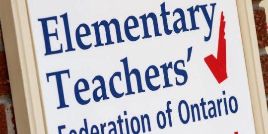 Union tells Ontario elementary teachers they should teach modernized sex-ed curriculum