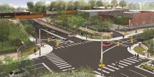 London city committee unanimously endorses Adelaide Street underpass project