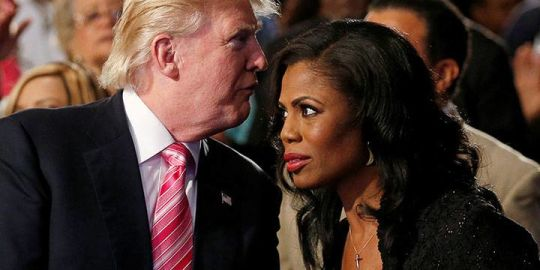 Omarosa's willingness to cooperate in Russia probe prompts Donald Trump to call her 'that dog'