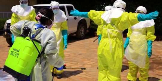 Congo tests experimental Ebola treatment as deadly outbreak grows