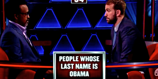 '$100,000 Pyramid' contestant confuses Barack Obama with Osama bin Laden
