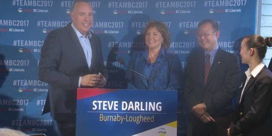 Former Global BC anchor Steve Darling to run for Port Coquitlam city council
