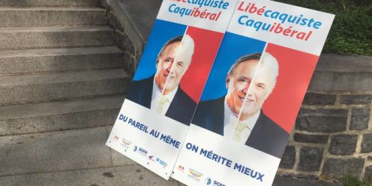 Unions will keep fighting court battle over Quebec City pre-election posters