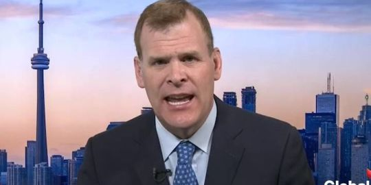 John Baird goes on Saudi TV to criticize Trudeau's handling of dispute