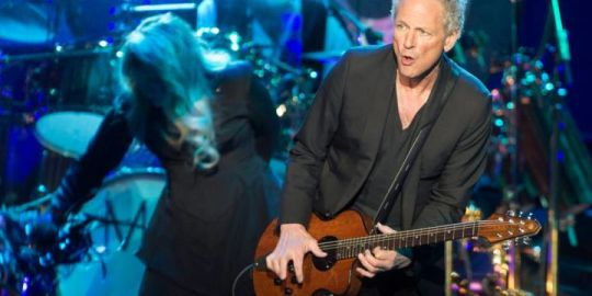Lindsey Buckingham's lone Canadian stop in 2018 will be in Kitchener