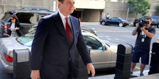 Defence rests without calling Paul Manafort or any witnesses to the stand