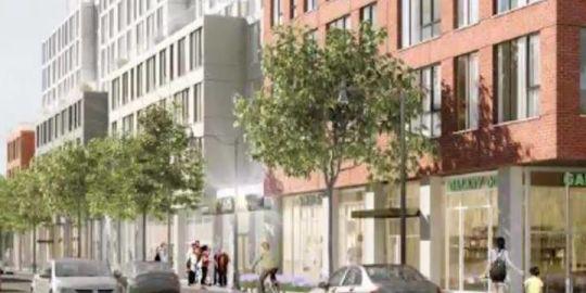 Redevelopment of Kingston city block appealed by rival developer