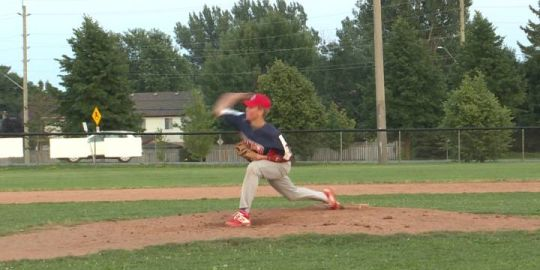 Kingston Thunder coach stresses fun over winning at Ontario baseball championships