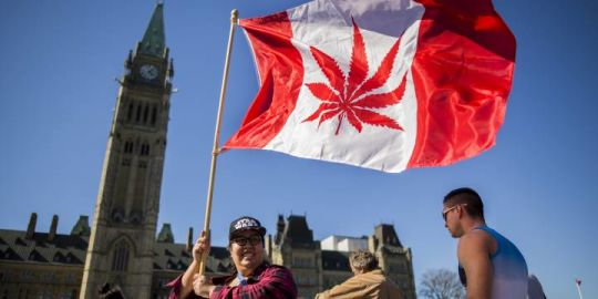A brief look at provincial approaches to recreational marijuana sales