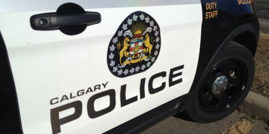 Motorcyclist sent to hospital after crash with car in Calgary's southwest