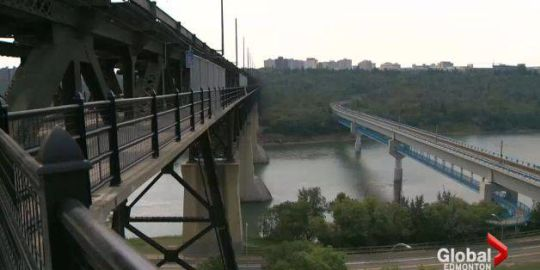 Does Edmonton's High Level Bridge still have life in her?