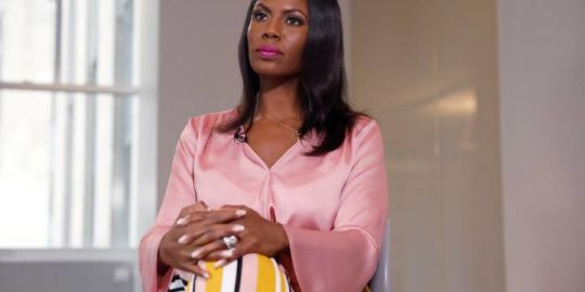 Omarosa says Donald Trump should be removed from office after 'dog' comments
