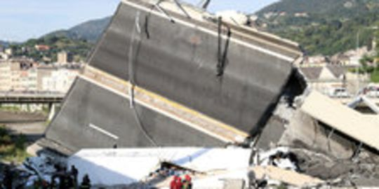 Death Toll From Italy Bridge Collapse Climbs To 35