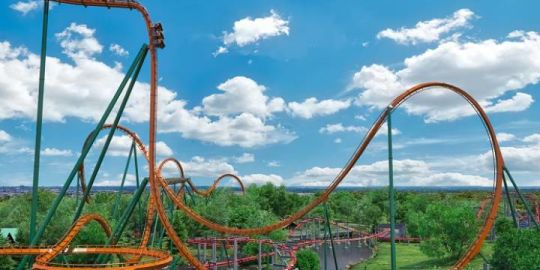 Canada's Wonderland to unveil world record-breaking roller-coaster in 2019