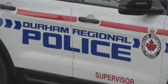 Man charged after allegedly trying to steal police cruiser in Oshawa