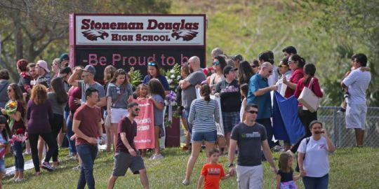 6 months after Florida school shooting, students head back to class amid heightened security