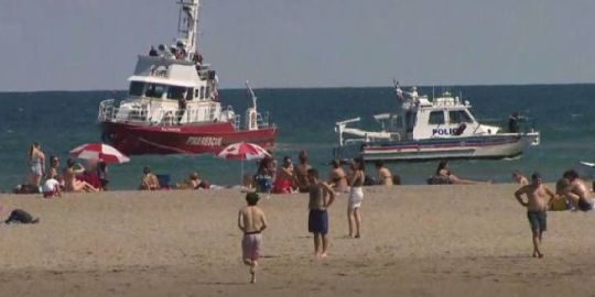 TDSB identifies teen boy who died trying to rescue woman and her son at Woodbine Beach