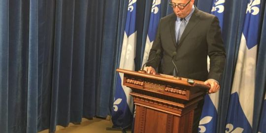 MNA François Ouimet pushed out of Quebec Liberal Party to make room for 'renewal'