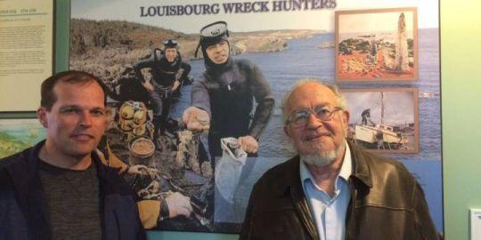 Alex Storm, Cape Breton's treasure hunter and historian, dies at age 80