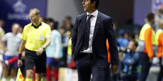 """Лопетеги: поражение в Суперкубке нельзя объяснить тем, что """"Реал"""" пресытился победами"""