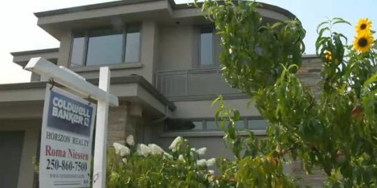 Home sales continue to decline in many parts of the Okanagan