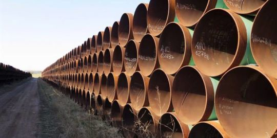 U.S. Judge orders environmental review of Keystone XL pipeline in setback for Trump