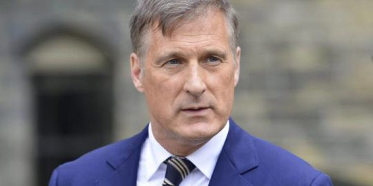 Bill Kelly: Despite troubling comments, Maxime Bernier will stay
