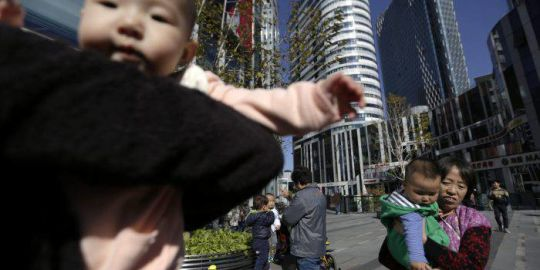 Why China needs more babies to save its aging population