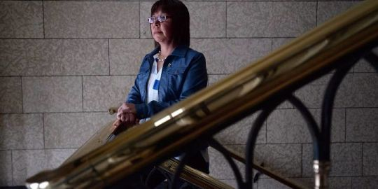 NDP MP behind bill for new stat holiday says no one told her Liberals planned to offer support