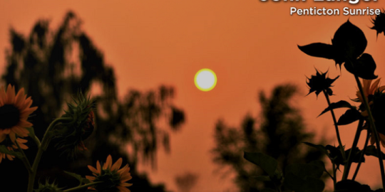 Thick smoke to smother the Okanagan again this weekend