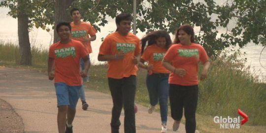 Calgary youth group raises money for Alberta Children's Hospital brain health unit