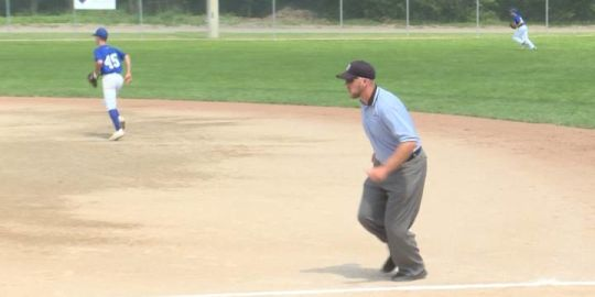 Napanee umpire officiates games close to home at Canadian U-19 championships