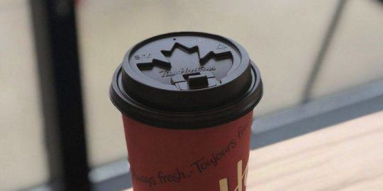 Why Tim Hortons coffee lids are about to change