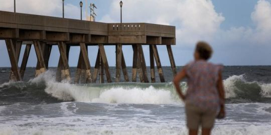 'Disaster is at the doorstep': Hurricane Florence expands as it approaches coast