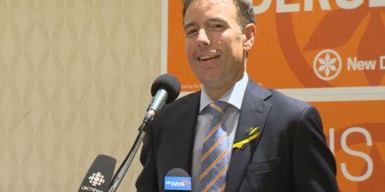 NDP candidate Yens Pedersen wins Regina Northeast byelection