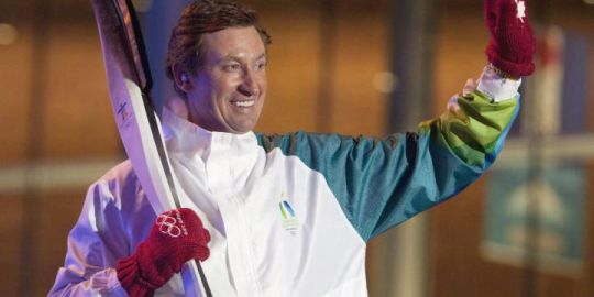 Wayne Gretzky says NHL players should be allowed to go to the Olympics