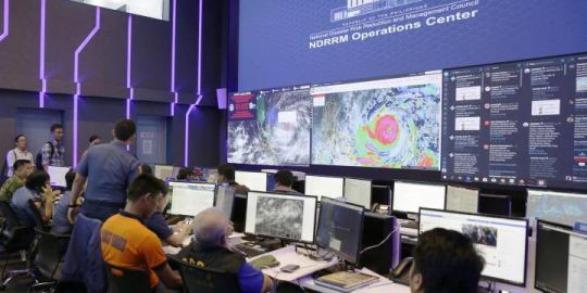 Philippines braces for worst typhoon of the year