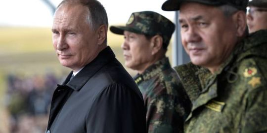 Russia hosts its biggest-ever war games, includes Chinese military