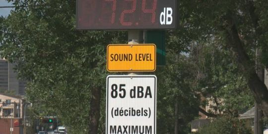 Edmonton turns off 4 vehicle noise displays after complaints of stunting, intentional noise