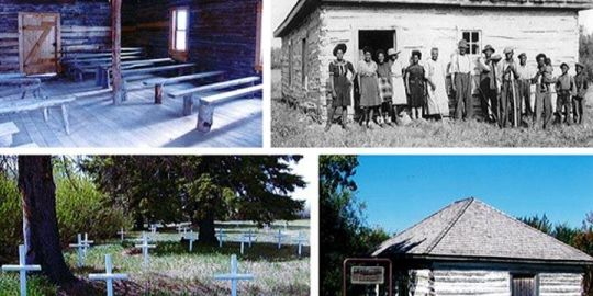 New Provincial Heritage Property recognizes African-American settlement in Sask.