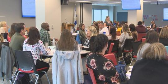 New education support staff receive training for Nova Scotia schools