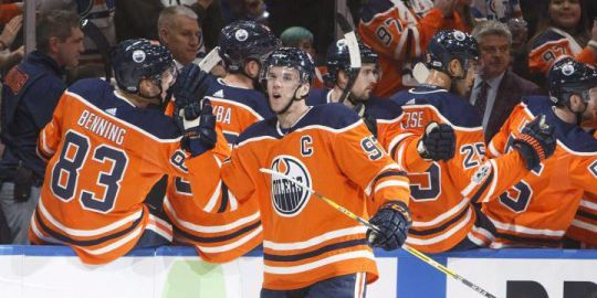 As Oilers seek to rebound and return to playoffs, they ask 'who do we want to be?'