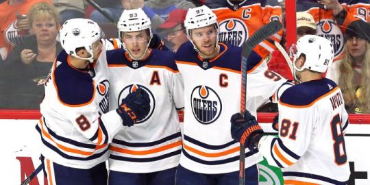 Connor McDavid wants consistency and chemistry from linemates as Oilers open camp
