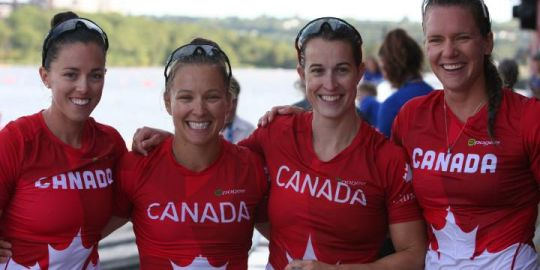 Canadians reach podium in every race at Day 1 of Pan Am Canoe Sprint Championships in Dartmouth